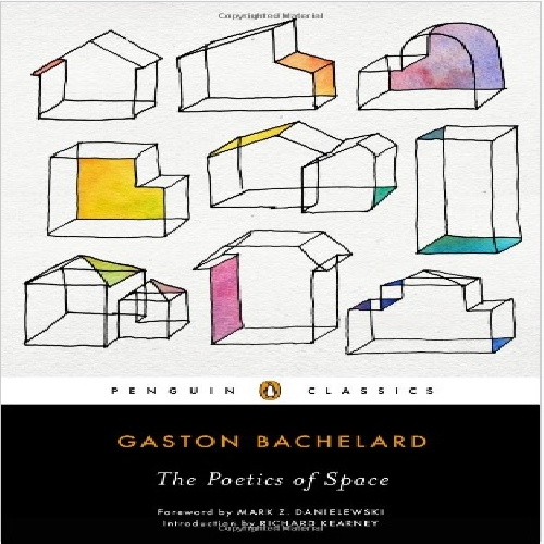 فایل PDF کتاب بوطیقای فضا The Poetics of Space